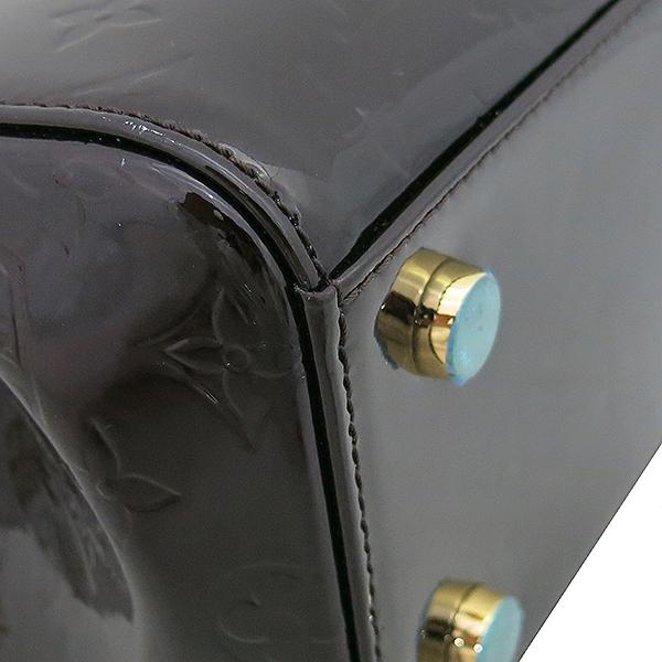 Louis Vuitton(루이비통) M91619 모노그램 베르니 아마랑뜨 브레아 MM 토트백 + 숄더스트랩 2WAY  [대구동성로점] 이미지5 - 고이비토 중고명품