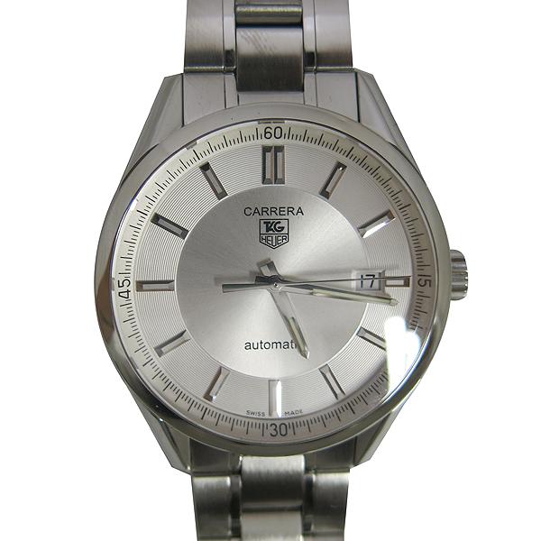 Tag Heuer(태그호이어) WV211A. BA0787 CARRERA(까레라/카레라) 오토매틱 스틸 남성용 시계 [동대문점]