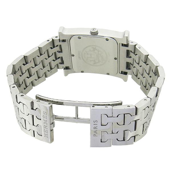 Hermes(에르메스) HH1.510 H-OUR 남성용 스틸 밴드 시계 [강남본점] 이미지3 - 고이비토 중고명품