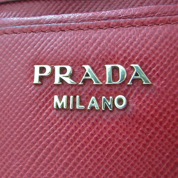 Prada(프라다) BN2549 레드 SAFFIANO(사피아노) CUIR(쿠이르)  2WAY [인천점] 이미지4 - 고이비토 중고명품