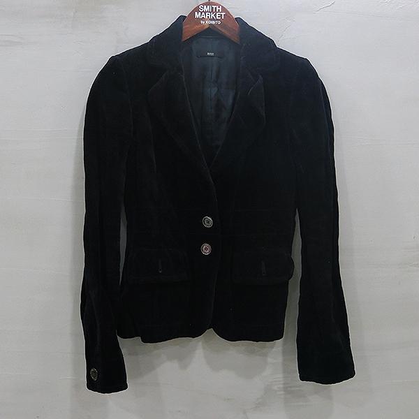 Hugo Boss(휴고보스) 블랙 벨벳 여성용자켓 [부산센텀본점]