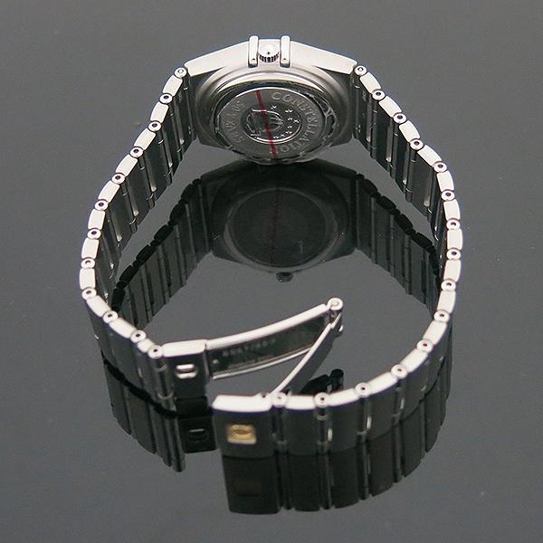Omega(오메가) 1498.75.00 CONSTELLATION(컨스틸레이션) 베젤다이아 오토매틱 스틸 여성용 시계 [부산센텀본점]