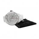Chanel(샤넬) H1629 J12 화이트 세라믹 12포인트 다이아 38mm 오토메틱 남성용 시계  [대구동성로점]