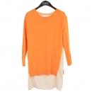 MICHAA(미샤) 오렌지 컬러 여성용 티셔츠 [부산센텀본점]