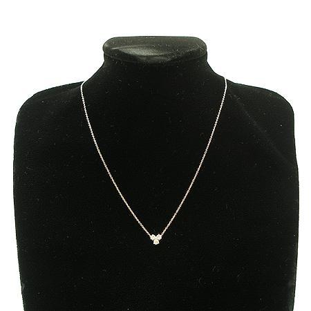 Tiffany(티파니) PT950(플레티늄) 아리아 0.30ct 다이아 목걸이 (W)