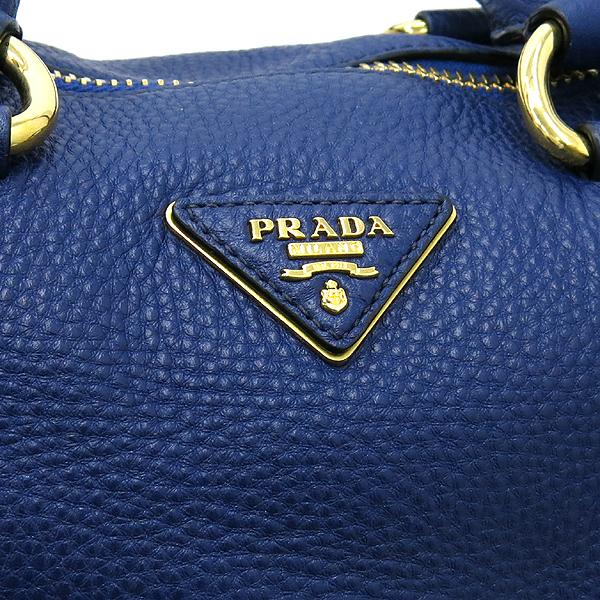 Prada(프라다) BL778M 금장 로고 장식 비텔로 다이노 2WAY [강남본점] 이미지5 - 고이비토 중고명품