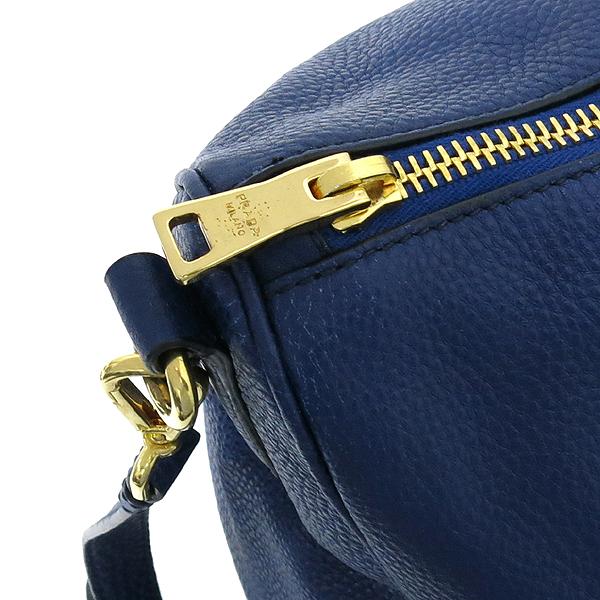 Prada(프라다) BL778M 금장 로고 장식 비텔로 다이노 2WAY [강남본점] 이미지6 - 고이비토 중고명품