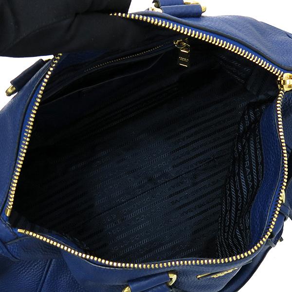 Prada(프라다) BL778M 금장 로고 장식 비텔로 다이노 2WAY [강남본점] 이미지7 - 고이비토 중고명품