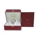 Cartier(까르띠에) W7100045 CALIBRE DE CARTIER(칼리브 드 까르띠에) 크로노그래프 오토매틱 스틸 남성용 시계 [동대문점]