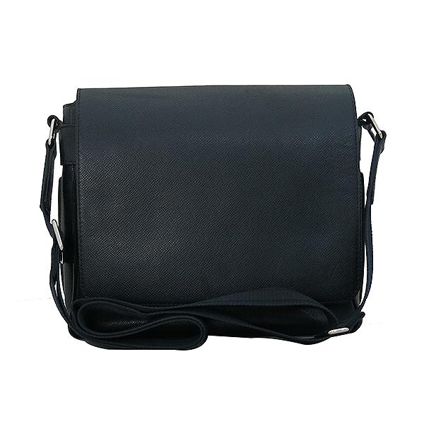 Louis Vuitton(루이비통) M32699 타이가 BOREAL 네이비 로만 PM 크로스백 [부산센텀본점] 이미지2 - 고이비토 중고명품