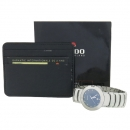 RADO(라도) R22531203 12포인트 DIASTAR(다이아스타) 스틸 남성용 시계 [강남본점]