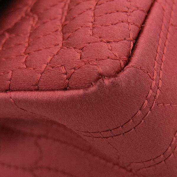 Chanel(샤넬) 크루즈컬렉션 크로커다일 패턴 패브릭 스티치 금장체인 미니 숄더겸 크로스백 [부산센텀본점] 이미지5 - 고이비토 중고명품