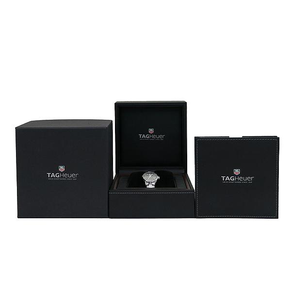 Tag Heuer(태그호이어) WV1414 CARRERA 까레라(카레라) 블랙판 스틸브레이슬릿 쿼츠 여성용 시계 [부산서면롯데점]