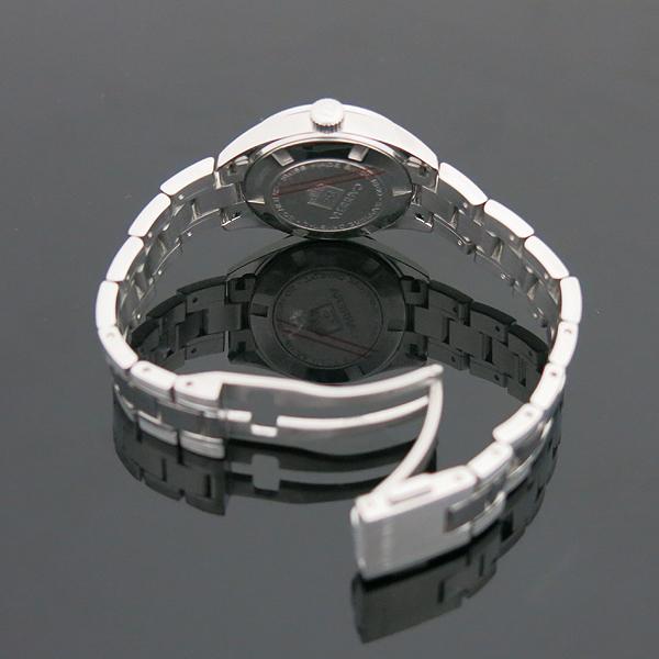 Tag Heuer(태그호이어) WV1414 CARRERA 까레라(카레라) 블랙판 스틸브레이슬릿 쿼츠 여성용 시계 [부산서면롯데점] 이미지5 - 고이비토 중고명품