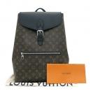 Louis Vuitton(루이비통) M40637 모노그램 마카사르 캔버스 포크 파크 백팩 [부산센텀본점]
