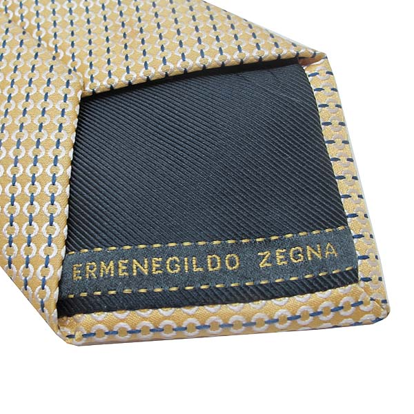 Zegna(제냐) 100% 실크 넥타이 [인천점]