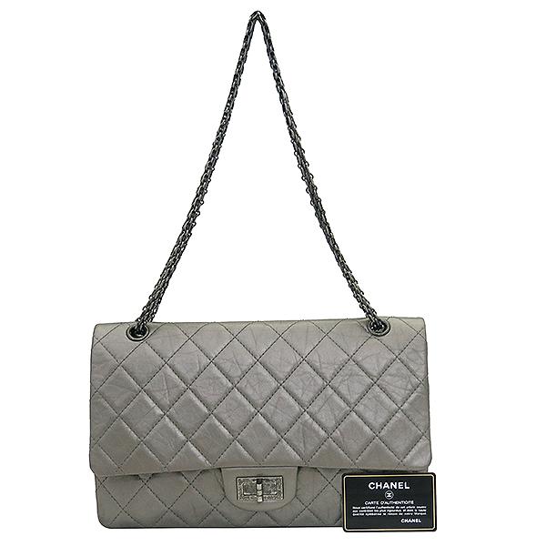 Chanel(샤넬) A37590 2.55 빈티지 라지(L) 사이즈 메탈 체인 숄더백 [부산센텀본점]