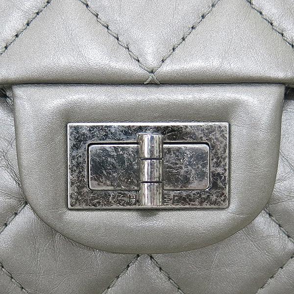 Chanel(샤넬) A37590 2.55 빈티지 라지(L) 사이즈 메탈 체인 숄더백 [부산센텀본점] 이미지4 - 고이비토 중고명품