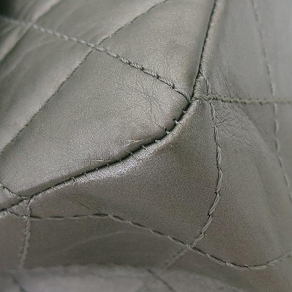 Chanel(샤넬) A37590 2.55 빈티지 라지(L) 사이즈 메탈 체인 숄더백 [부산센텀본점] 이미지5 - 고이비토 중고명품