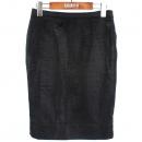 Dior(크리스챤디올) 블랙 컬러 여성용 스커트 [강남본점]