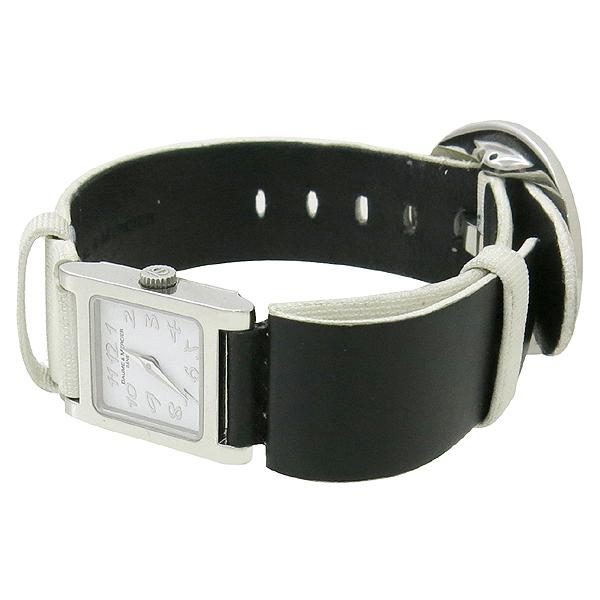 Baume&Mercier(보메 메르시에) VICE-VERSA 화이트 밴드 4포인트 다이아 여성용 시계 [강남본점] 이미지3 - 고이비토 중고명품