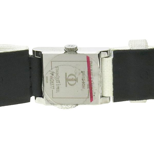 Baume&Mercier(보메 메르시에) VICE-VERSA 화이트 밴드 4포인트 다이아 여성용 시계 [강남본점] 이미지5 - 고이비토 중고명품