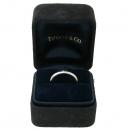 Tiffany(티파니) PT950(플래티늄) PERETI 퍼레티 1포인트 다이아 반지 [대구반월당본점]