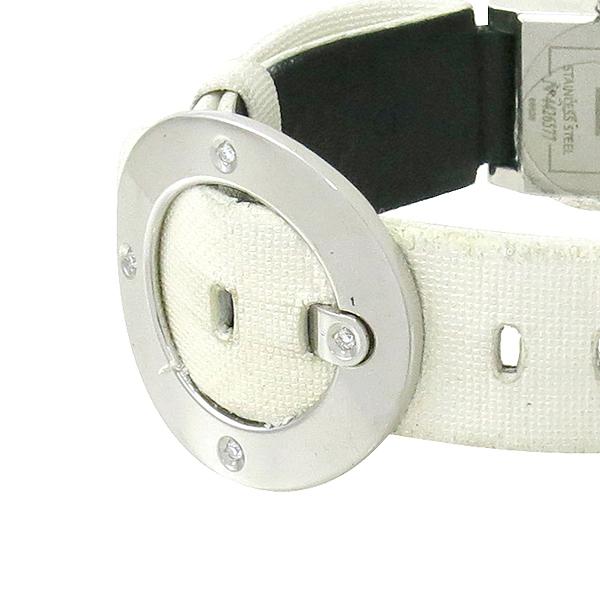 Baume&Mercier(보메 메르시에) VICE-VERSA 화이트 밴드 4포인트 다이아 여성용 시계 [강남본점] 이미지6 - 고이비토 중고명품