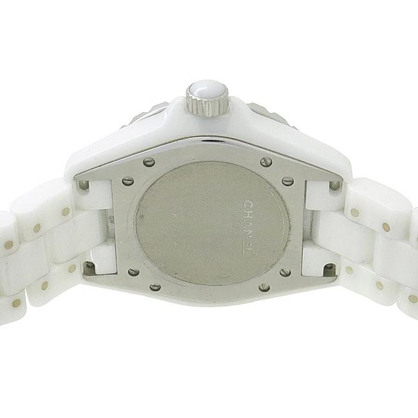Chanel(샤넬) H0970 오토매틱 J12 화이트세라믹 38MM 남성용 시계 [강남본점] 이미지5 - 고이비토 중고명품