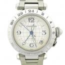 Cartier(까르띠에) W31078M7 파샤 스틸 오토메틱 남녀공용 시계 [대전본점]