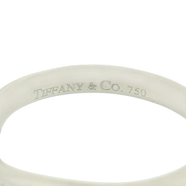 Tiffany(티파니) PT950(플레티늄) ELSA PERETI(엘사퍼레티) 3포인트 다이아 반지 - 5호 [강남본점] 이미지2 - 고이비토 중고명품