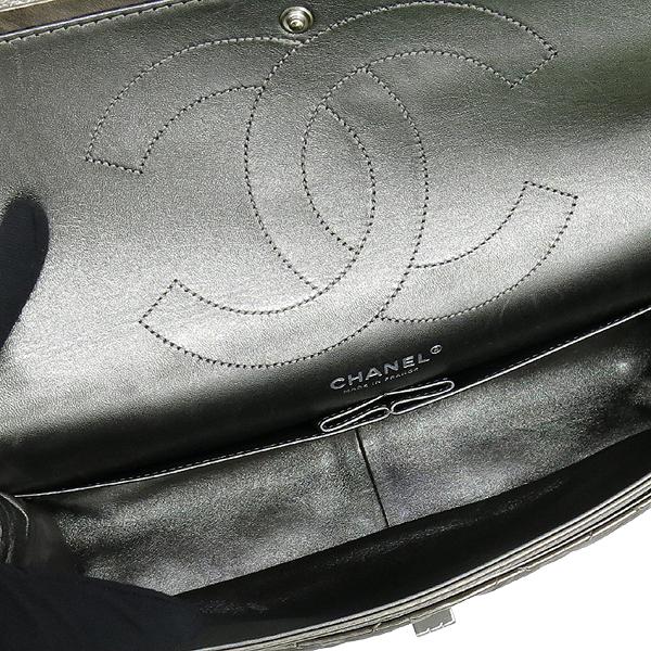 Chanel(샤넬) 2.55 골드 메탈릭 빈티지 L 사이즈 금장 체인 숄더백 [강남본점] 이미지6 - 고이비토 중고명품