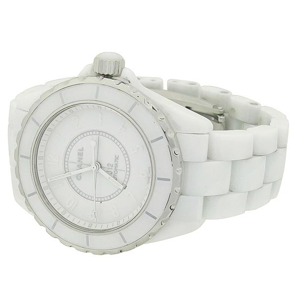 Chanel(샤넬) H3443 J12 화이트 세라믹 38MM 오토매틱 남여공용 시계 [대구동성로점] 이미지3 - 고이비토 중고명품