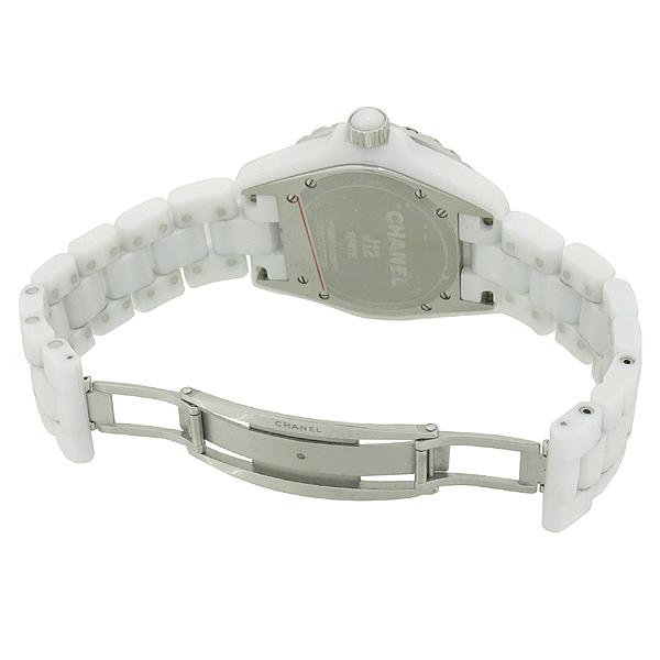 Chanel(샤넬) H3443 J12 화이트 세라믹 38MM 오토매틱 남여공용 시계 [대구동성로점] 이미지4 - 고이비토 중고명품