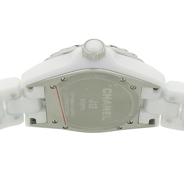 Chanel(샤넬) H3443 J12 화이트 세라믹 38MM 오토매틱 남여공용 시계 [대구동성로점] 이미지5 - 고이비토 중고명품