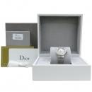 Dior(크리스챤디올) CD041110 M004 12P 다이아 LA D DE DIOR(라 디 드 디올) 스틸 여성용 시계 [강남본점]