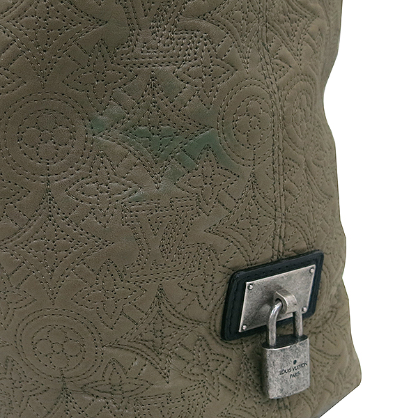 Louis Vuitton(루이비통) M93154 모노그램 엔테이아 램스킨 호보 PM 숄더백 [부산센텀본점] 이미지4 - 고이비토 중고명품