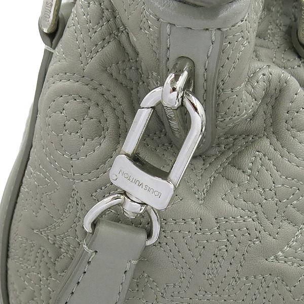 Louis Vuitton(루이비통) M97066 라이트그레이 컬러 엔테이아 램스킨 익시아 GM 2WAY [대전본점] 이미지4 - 고이비토 중고명품