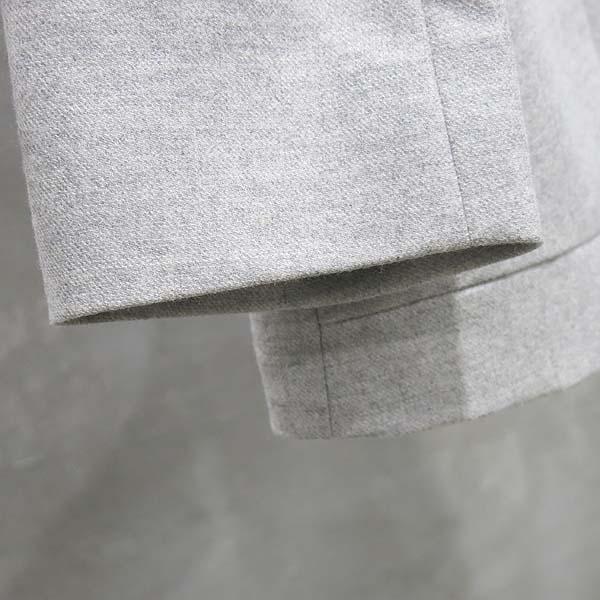 Jilsander(질샌더) 모 캐시미어 혼방 그레이 자켓 [인천점] 이미지4 - 고이비토 중고명품