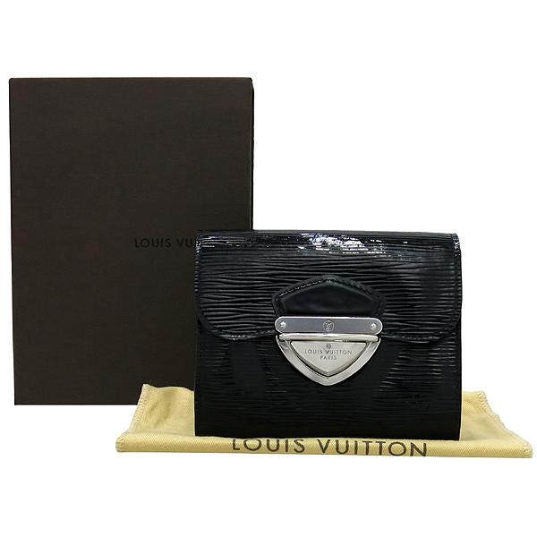 Louis Vuitton(루이비통) M6658N 뉴 에삐 블랙 페이던트 조이월릿 중지갑 [강남본점]