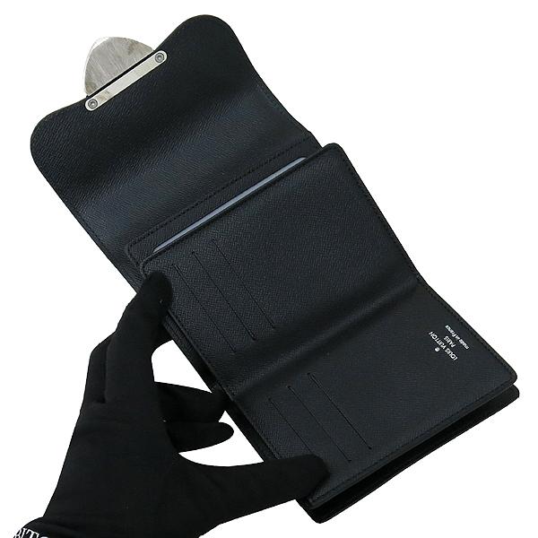 Louis Vuitton(루이비통) M6658N 뉴 에삐 블랙 페이던트 조이월릿 중지갑 [강남본점] 이미지5 - 고이비토 중고명품