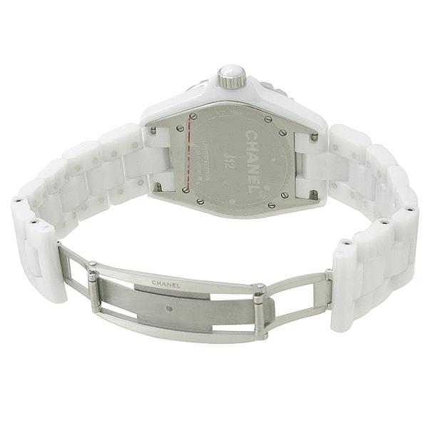 Chanel(샤넬) H4861 WORLD LIMITED 리미티드에디션 MIRROR(미러) J12 화이트세라믹 오토매틱 시계  [대구동성로점] 이미지4 - 고이비토 중고명품