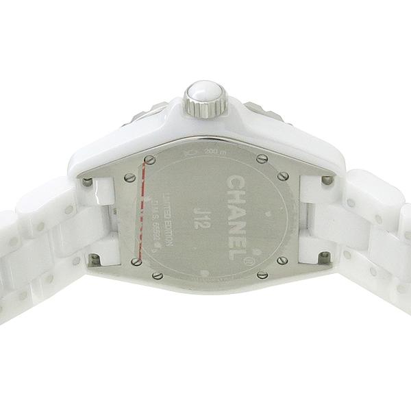 Chanel(샤넬) H4861 WORLD LIMITED 리미티드에디션 MIRROR(미러) J12 화이트세라믹 오토매틱 시계  [대구동성로점] 이미지5 - 고이비토 중고명품