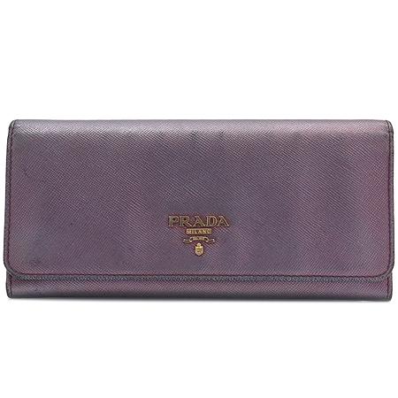 Prada(프라다) 1M1132 금장 로고 장식 SAFFIANO (사피아노) 장지갑 [강남본점]