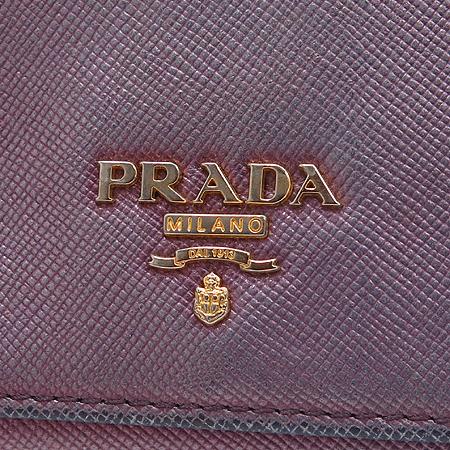 Prada(프라다) 1M1132 금장 로고 장식 SAFFIANO (사피아노) 장지갑 [강남본점] 이미지2 - 고이비토 중고명품