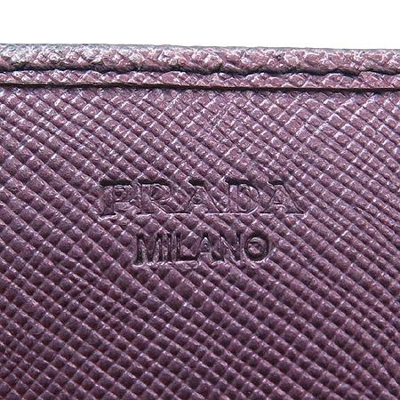 Prada(프라다) 1M1132 금장 로고 장식 SAFFIANO (사피아노) 장지갑 [강남본점] 이미지4 - 고이비토 중고명품