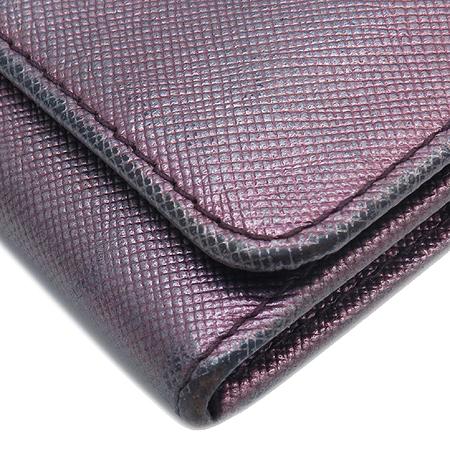 Prada(프라다) 1M1132 금장 로고 장식 SAFFIANO (사피아노) 장지갑 [강남본점] 이미지5 - 고이비토 중고명품