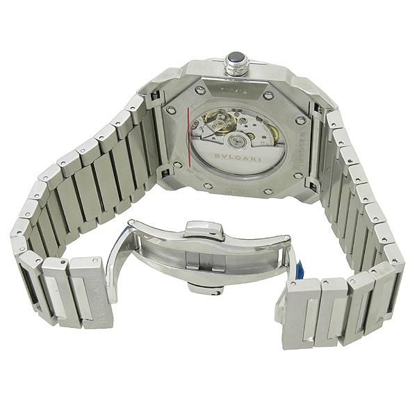Bvlgari(불가리) BGO41BSSD OCTO(옥토) SOLOTEMOP(솔로템포) 41MM 오토매틱 남성용 시계 [강남본점] 이미지3 - 고이비토 중고명품