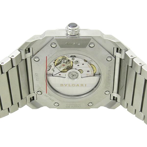 Bvlgari(불가리) BGO41BSSD OCTO(옥토) SOLOTEMOP(솔로템포) 41MM 오토매틱 남성용 시계 [강남본점] 이미지4 - 고이비토 중고명품