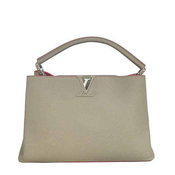 Louis Vuitton(루이비통) M94674 토리옹 레더 카푸신(카퓌신) MM 토트백 [동대문점] 이미지2 - 고이비토 중고명품